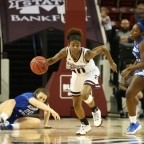 Jazzmun Holmes – Mississippi State Women's Basketball – Feature Story